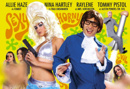 Austin Powers porn parody