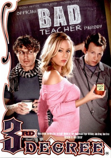 Bad Teacher xxx parody