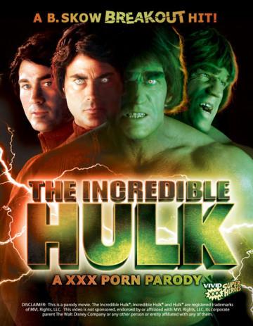 Hulk XXX parody