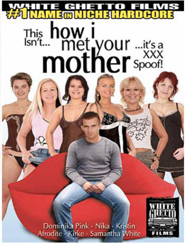 How I Met Your Mother XXX