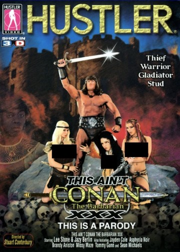 conan the barbarian xxx