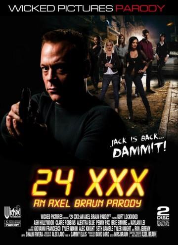 24 xxx parody