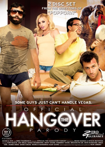 Hangover Porn Parody