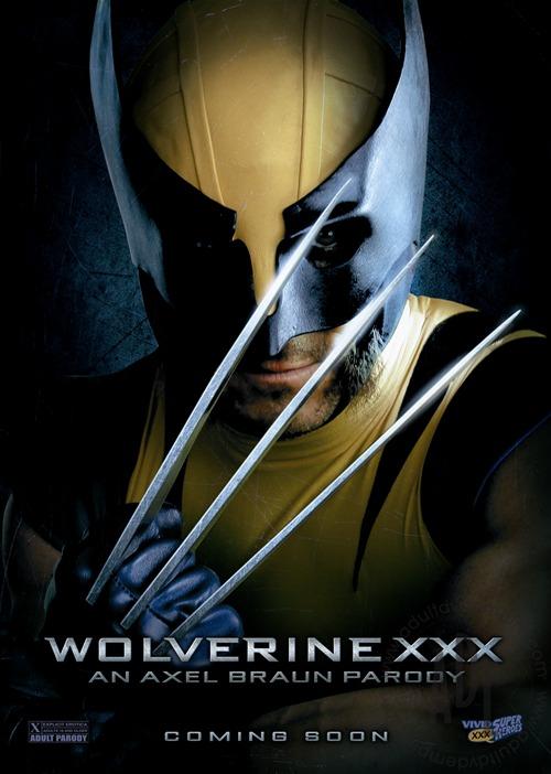 Wolverine XXX.