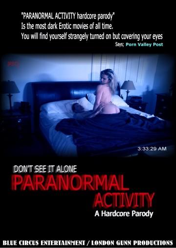 paranormal activity xxx