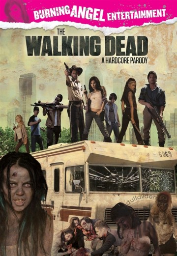 the walking dead porn parody