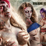 the walking dead xxx