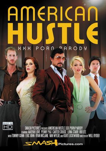 American Hustle porn parody