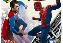 Superman vs Spiderman XXX