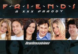 Friends xxx paradoy