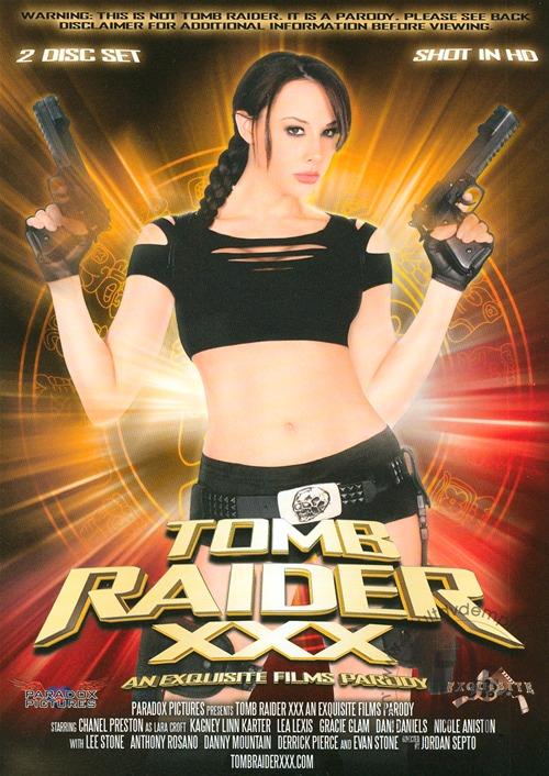 Lara Croft Porn Parody - Tomb Raider XXX – EXQUISITE FILMS. Parody XXX > Porn ...