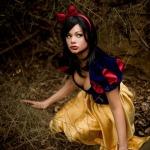Riley Steele as Cinderella