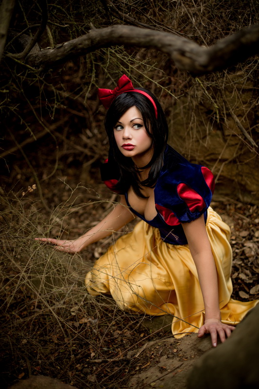 Nude white largest snow white cosplay cosplay