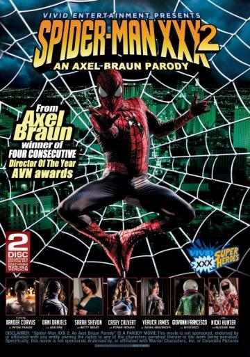 Spiderman XXX 2 Porn spoof