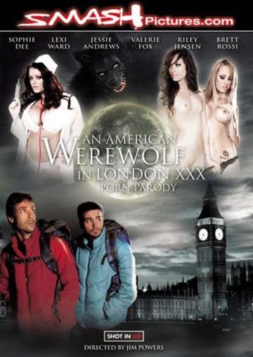american warewolf xxx poster