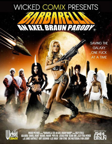 Barbarella xxx spoof