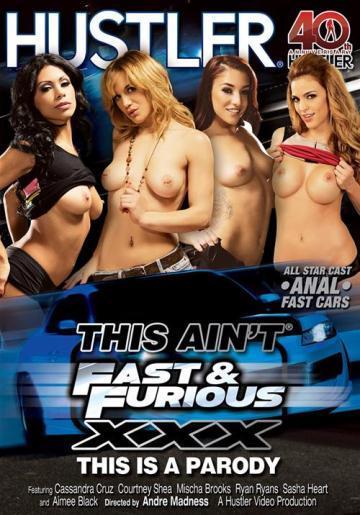 Fast and Furious porn parody