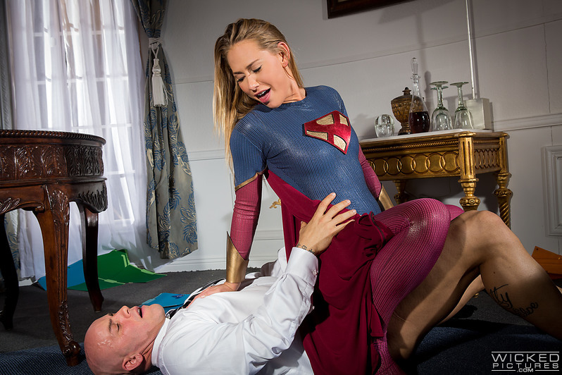 Superman sex video