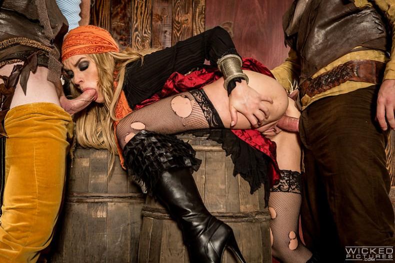 Зротика Пиратки Лезби