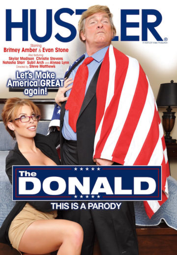 The Donald XXX Parody