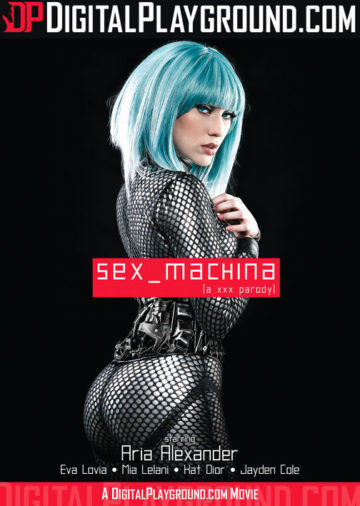 sex machina xxx parody