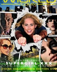 Supergirl xxx porn parody