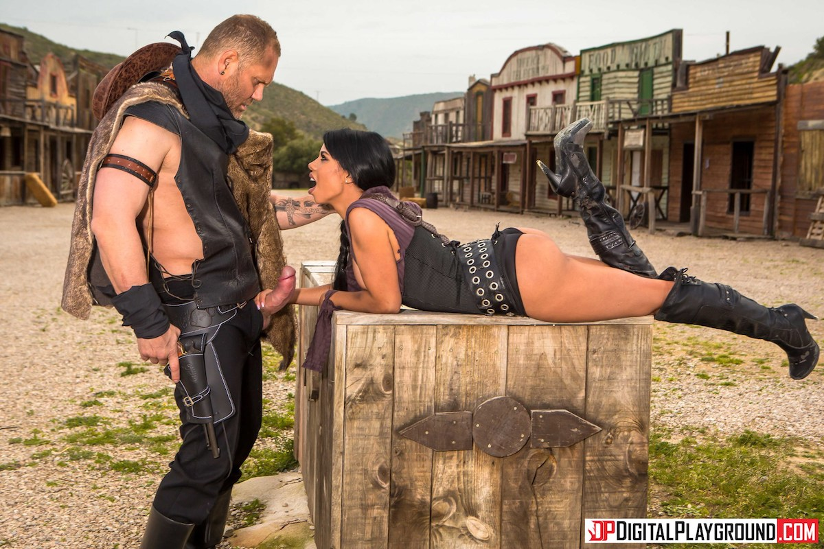 Xxx porn video rawhide scene 1 misha cross and emilio arda