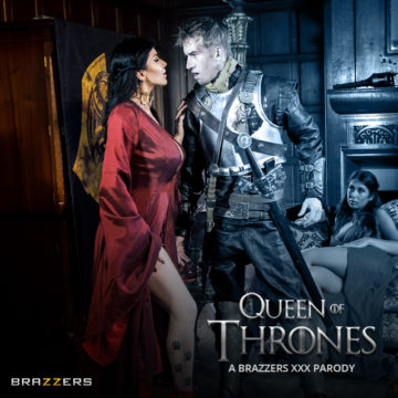 Queen of Thrones XXX Fantasy Parody