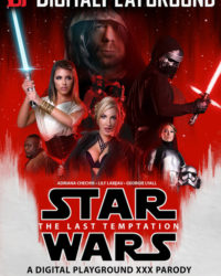Star Wars- The Last Temptation A DP XXX Parody - poster