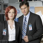 Mulder and Scully in xxx parody