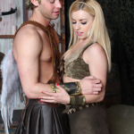 cupid and gabrielle in xena parody
